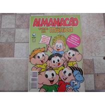 Gibi Almanacão Turma Da Mônica Nº 1