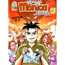 Revista Turma Da Mônica Jovem 16
