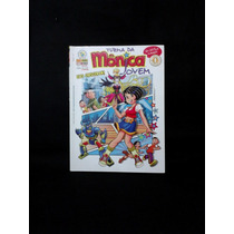 Mônica Jovem N°1 Edição De Lançamento Agosto De 2008