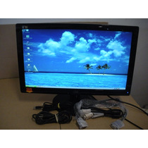 Monitor Aoc 21,5 Pol Lcd Modelo 2236vwa Full Hd Multimidia
