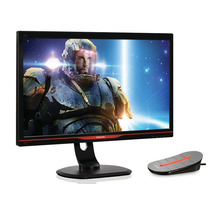 Monitor Led 24 Polegadas Philips Gamer E-sport Mania Virtual