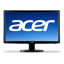 Monitor Acer Led 15.6 P166hql Wide