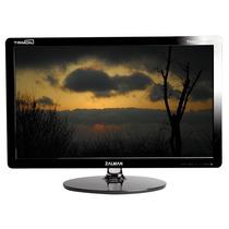 Monitor Zalman 23 Led Hdmi Tm230 Black + Nfe