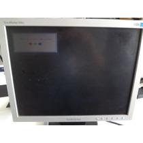 Monitor Com Defeito Na Lampada Funcionando Ok Samsung 540n