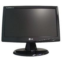 Monitor Lg Lcd 15,6 Flatron W1643c-pf Widescreen Preto
