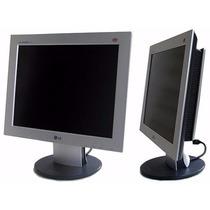 Monitor Lg 15 Polegadas L1530s - Com Garantia De 6 Meses