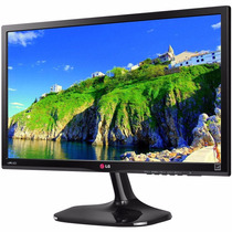 Monitor 23 Ips Lg Led Full Hd 23mp55hq-p Hdmi Vga Widescreen