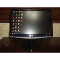 Monitor Lg Flatron W1752t 17 Polegadas Widescreen (usado)