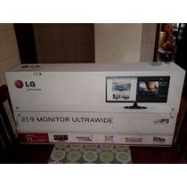 Monitor Lg Ultrawide 29ea73 21:9 Com Resolucao 2k 2560x1080p