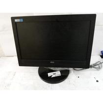 Monitor De Lcd Aoc 15 Polegadas Widescreen/ Semi Novo