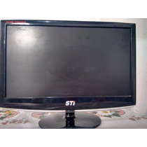 Monitor Lcd Sti 18,5 E Estabilizador Hexus Microsol
