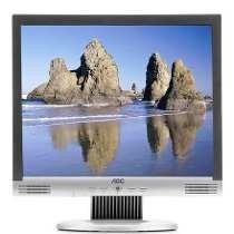 Monitor Lcd Aoc Multimidia 15 Lm522 - Usado