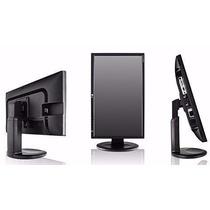 Monitor Led Hp 20 Polegadas Widescreen Ajuste Altura V206hz