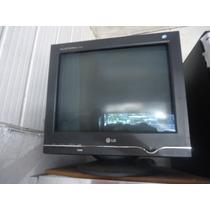 Monitor Lg Flatron T730sh (usado) Preto Funcionando