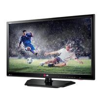 Monitor + Tv Lg 24mn33n 24 Led Hd 1366x768 C/conversor Pip V