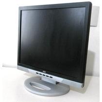 Monitor 17 Polegadas Aoc Modelo 712sa Conservado