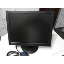Monitor Lcd Proview Lp5 De 15 Usado E Bem Conservado