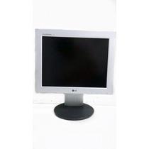 Monitor Lg 15 Flatron L1530s Com Garantia De 1 Ano