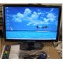 Monitor Tv De 19 Lcd Cameras Novo Com 2 Anos Garantia