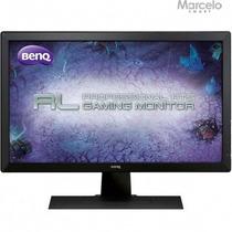 Monitor Benq Gamer 24 Led Full Hd Widescreen Rl2455hm Preto