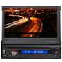 Dvd Automotivo 7 Tela Retrátil Usb/sd Ard7200 Phaser