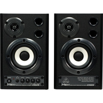 Caixa Ativa Behringer Digital Monitor Speakers Ms20 2x10w