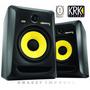 Monitores Ativos Krk Rokit Rp8 G3 110v O Par + Brinde