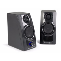 M-audio Studiophile Av 20 Monitor Studio Alesis Krk Genelec