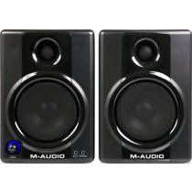 M-audio Av30 . Monitores De Audio . Loja . Garantia + Nfe !