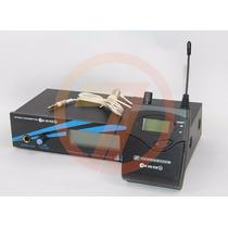 Sistema De Retorno In Ear Sennheiser Ew300 G2 Novo
