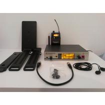 Sistema De Retorno Sem Fio In Ear Sennheiser Ew 300 Iem G3