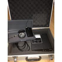 Sistema Wireless Ear Monitor Shure Psm-600/ Fone E3 Shure