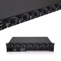 Sj Arcano Amplificador De Fones Hae-600-pro Para 6 Fones