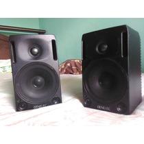 2 Monitores De Studio Referência Audio Genelec 1029a