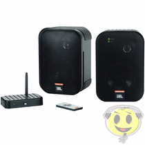 Monitor Jbl Control 2.4g Wireless Sistema Sem Fio - Kadu Som