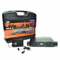 Retorno Monitor De Áudio Sem Fio Staner Srm-1e Profissional