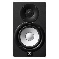 Monitor De Estúdio Yamaha Hs5 Preto Bi-amplificado 110v