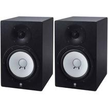 Monitor De Áudio Yamaha Hs80 (par) Igual Hs8 + Isoacoustic