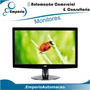 Monitor Lcd Led Aoc 15.6 Widescreen