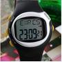 Relógio Monitor Batimento Cardíaco/calorias (frequencímetro)
