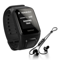 Tomtom Spark Cardio + Music Multisport Gps Fit Large + Fone