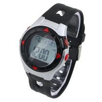 Relógio Pulso Medidor Caloria Frequência Batimento Cardíaco