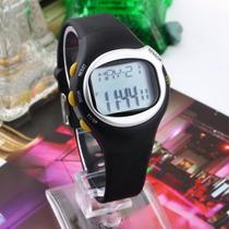 Relógio Medidor Cardíaco Pulso Calorias Prova D