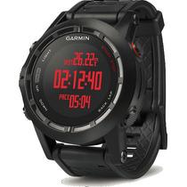 Relógio Gps Computador De Pulso Garmin Fenix2 Bundle