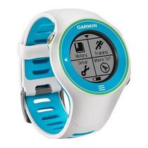 Relógio Garmin Forerunner 610 Branco/azul Com Gps