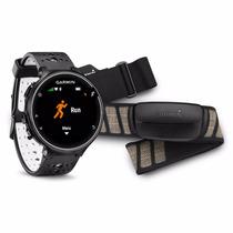 Relógio Gps Garmin Forerunner 230 Com Cinta Cardíaca Preto