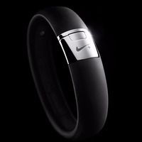 Pulseira Nike Fuelband - Cor Preta - Pedômetro