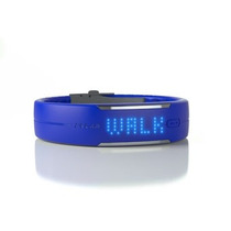 Pulseira Polar Loop Monitor E Relogio Bluetooth - Azul