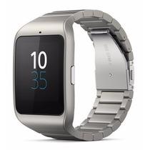 Relógio Sony Smartwatch 3 Swr50 - Pulseira Metal - Novo