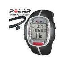 Relogio Monitor Cardiaco Polar Rs300x P/ Ft7 12 X Sem Juros